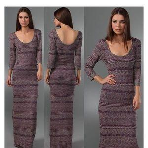 Free People Knit Maxi Dress
